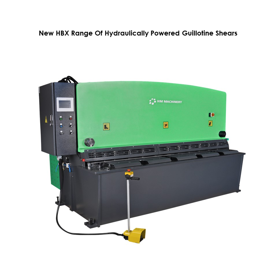 Hydraulically Powered Guillotines